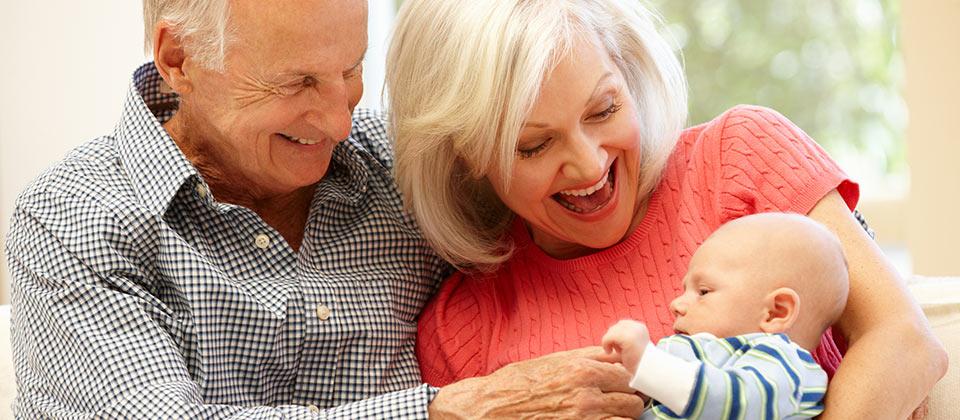 Der Kurs für werdende Großeltern